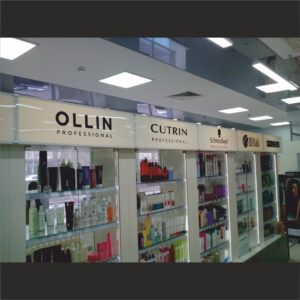 оформление магазин косметики 2
